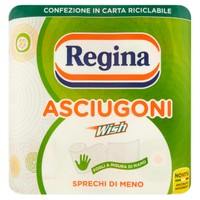 Carta Casa Wish Regina, Conf. Da 2 Rotoli