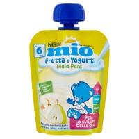 Yogurt Mela Pera Merenda Da Spremere Pouch Nestlé Mio