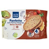 Panfette Integrale Senza Glutine Nutrifree