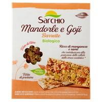 Barrette Mandorle E Goji Senza Glutine Sarchio