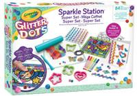 Super Set Glitter Crayola