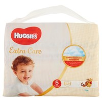 Pannolini Huggies Extra Care Taglia 5