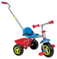 Triciclo Con Manico Poppy Energy