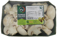 Funghi Bistecca In Vassoio