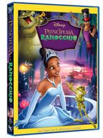 Dvd La Principessa E Il Ranocchio