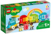 Treno Dei Numeri Lego Duplo 1 1/2 +