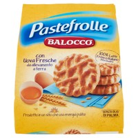 Pastefrolle Senza Olio Di Palma Balocco