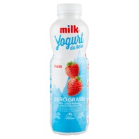 Yogurt Da Bere Fragola 0 , 1 % Milk