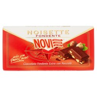 Cioccolato Noisette Fondente Novi