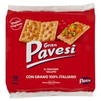 Crackers Salati Granpavesi
