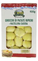 Gnocchi Di Patate Ripieni Al Valtellina Casera Dop