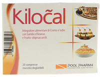 Kilocal Pool Pharma Compresse