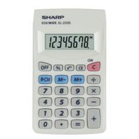 Calcolatrice Tascabile El 233 sb Sharp