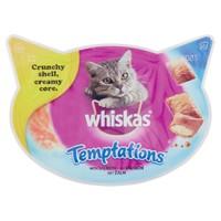 Temptations Con Salmone Whiskas