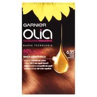 Colorazione Permanente Olia Garnier 6 . 35 Castano Chiaro Cioccolato