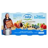 Yogurt Mila Frutta E Cereali 0 , 1 %