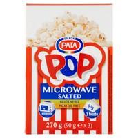 Popcorn Microwave Sale Pop Pata 3 Buste Da Gr . 90