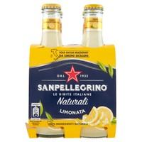 Limonata Bio San Pellegrino 4 Da Cl . 20 Cad .