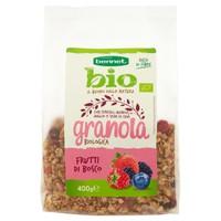 Granola Frutti Bosco Bennet Bio