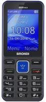 Telefono Cellulare Brio Brondi Nero / blu