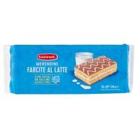 Merendine Con Farcitura Cremosa Al Latte Bennet Conf . Da 10