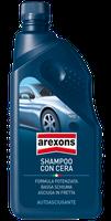 Shampoo Con Cera Autoasciugante 1l Arexons