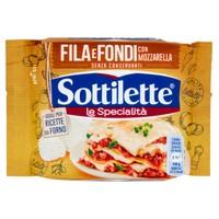 Sottilette Fila E Fondi Kraft