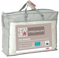 Piumino 1piazza Cm155x200 Imbottitura 80%piumino-20%piuma Casa Premium