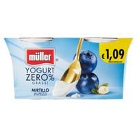 Yogurt Mirtillo 0% Muller