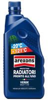 Protettivo Radiatori Verde - 20 ° 1 l Arexons