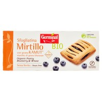 Sfogliatine Kamut E Mirtilli Bio Germinal