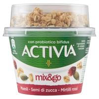 Activia Mix & Go Muesli - semi Danone