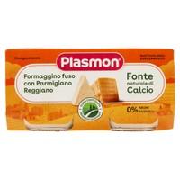 Omogeneizzati Plasmon Al Formaggio Parmigiano 2 Da Gr . 80