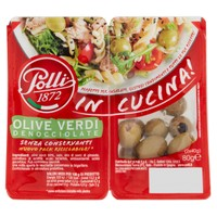 Polli Olive Verdi Denocciolate