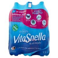 Acqua Naturale Vitasnella 6 Da L . 1 , 5
