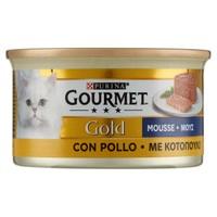 Alimento Umido Per Gatti Con Pollo Gourmet Gold