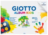 Album Disegno Giotto Kids