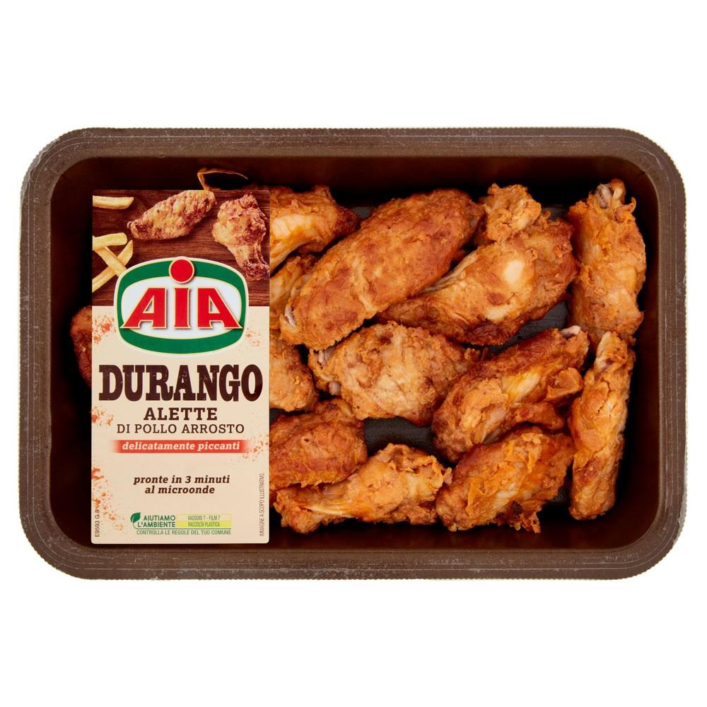 DURANGO ALETTE     AIA