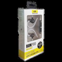 Auricolare Stereo Bluetooth Magnetico Runpod Cdr             Bianco