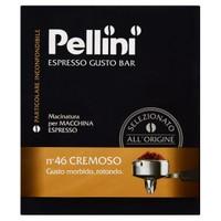 Caffe ' Cremoso Espresso Macinato Pellini 2 Da Gr . 250