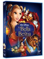 Dvd La Bella E La Bestia