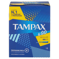 Tampax & Go Regular