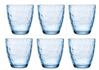 6 Bicchieri Acqua Puzzle Pasabahce