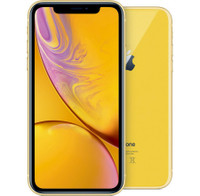 Iphone Xr Apple Giallo