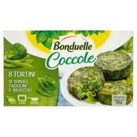 Coccole Spinaci Fagiolini E Broccoli Bonduelle