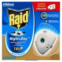 Ricarica Per Elettroemanatore Night & day Trio Raid