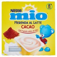 Merenda Al Latte Cacao Da 8 Mesi Nestlé Mio