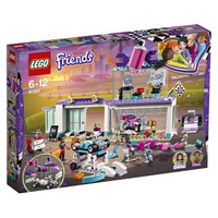 Officina Creativa Lego Friends + 6 Anni