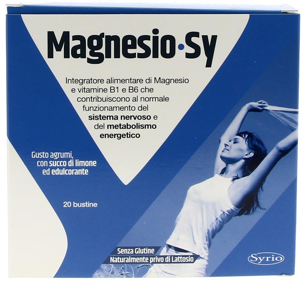 P-MAGNESIO-SY BUSTE