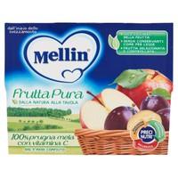 Fruttapura Prugna / mela Frutta Grattugiata